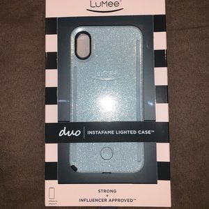 Lumee iPhone XS case
